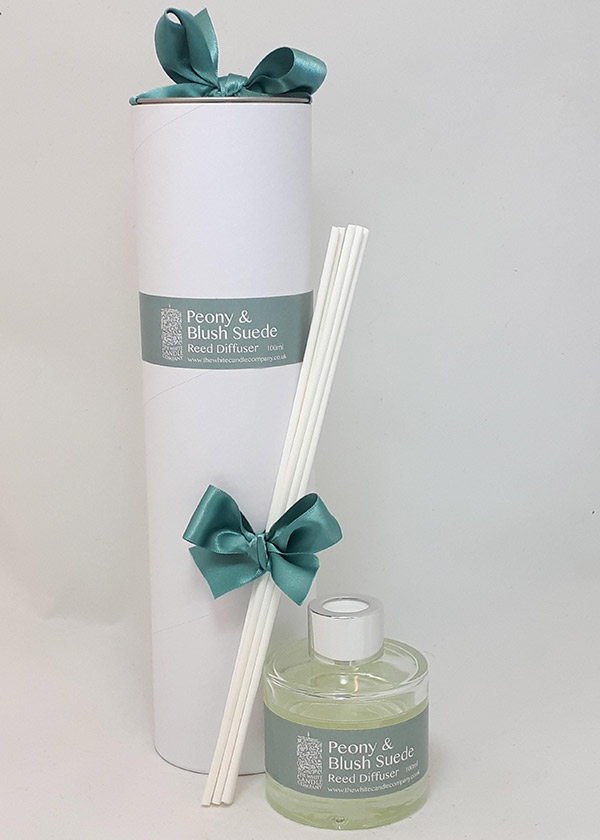 Diffusers, The White Candle Company