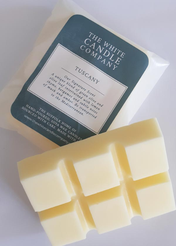 Fragranced Snap Bars - Wax Melts - White Candle Company